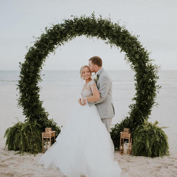 Wedding Arches Orange Beach Gulf Shores Alabama